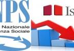 Loghi Inps e Istat