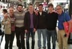 Mosler Spain Tour: Warren con gli attivisti spagnoli e i rappresentanti di Rete MMT