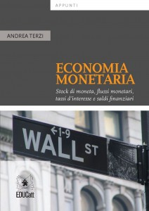 Economia Monetaria - Andrea Terzi (Copertina)