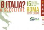 Euro o Italia? Bisogna scegliere