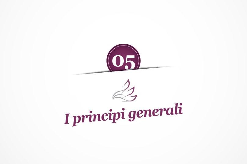 Le operazioni delle Banche Centrali moderne - Principio n. 5