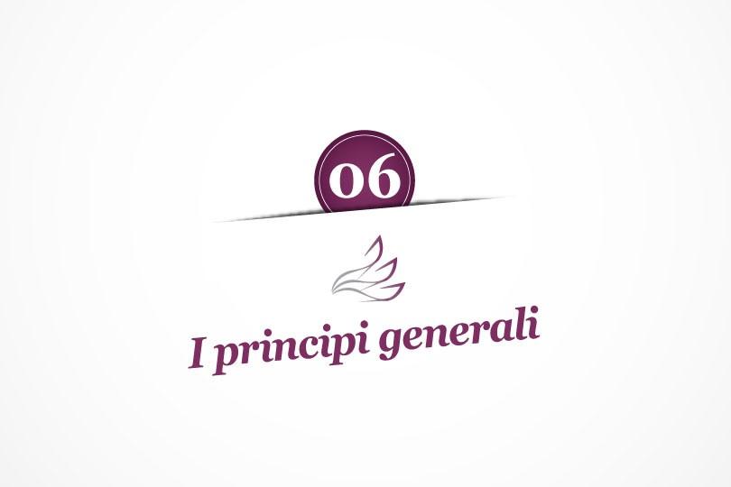 Le operazioni delle Banche Centrali moderne - Principio n. 6