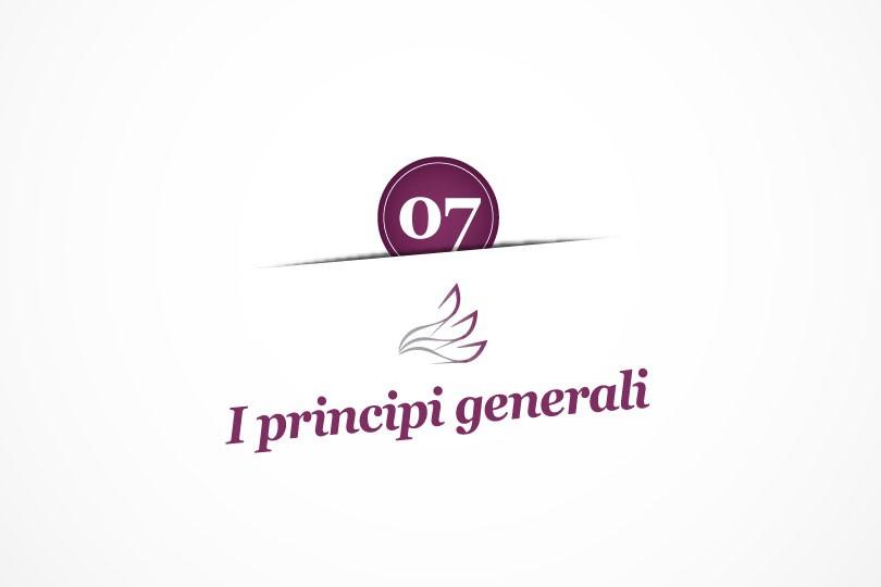 Le operazioni delle Banche Centrali moderne - Principio n. 7