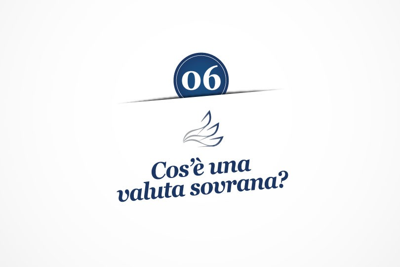 MMP Blog #6: Cos'è una valuta sovrana?