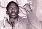 Thomas Sankara, Presidente del Burkina Faso