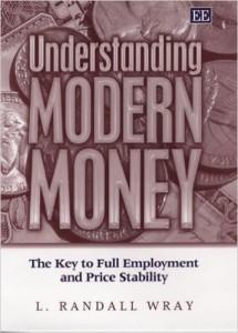 Understanding Modern Money - L. Randall Wray (Cover)