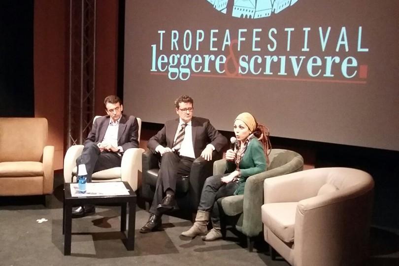 D'Attorre, De Salvo e Corda @ Tropea Festival 'leggere&scrivere' 2015
