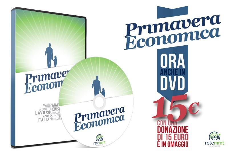Primavera Economica in DVD a 15€