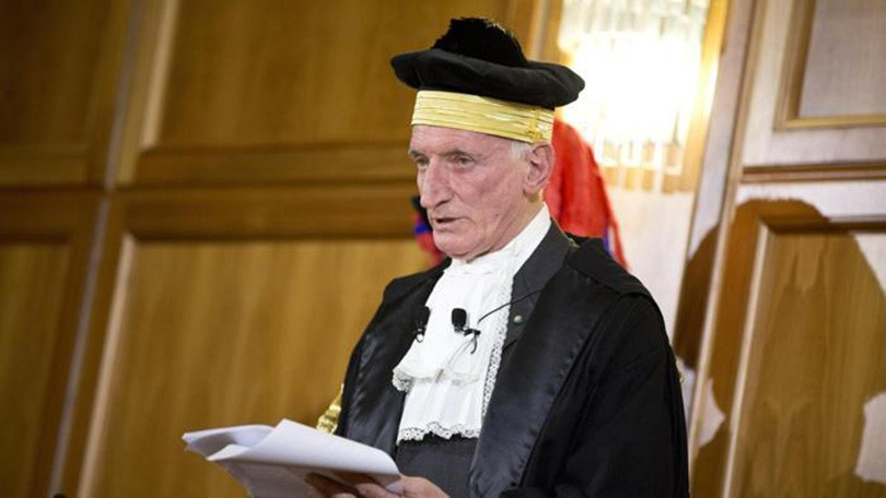 Raffaele Squintieri, presidente della Corte dei Conti