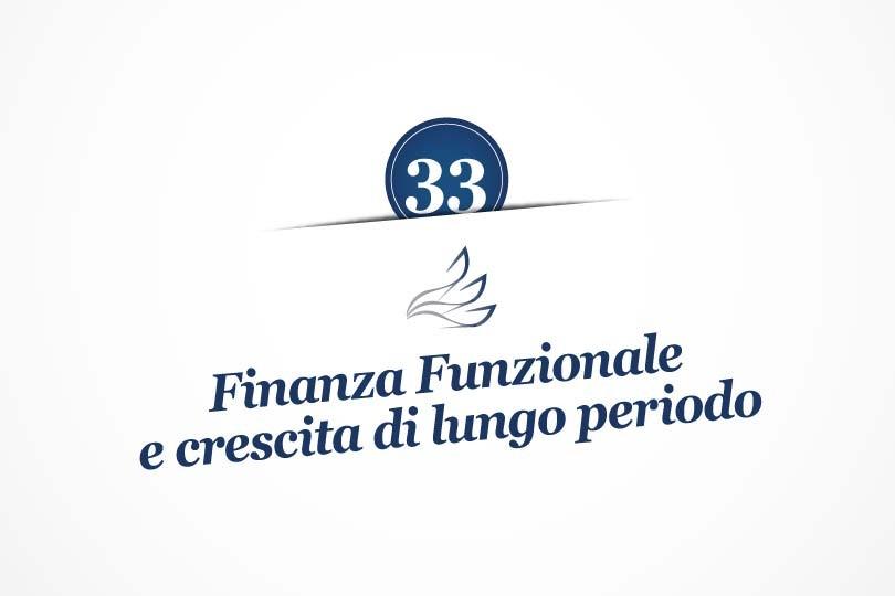MMP Blog #33: Finanza Funzionale e crescita di lungo periodo