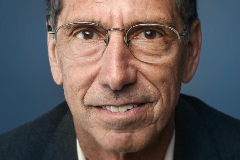 Warren Mosler (portrait)
