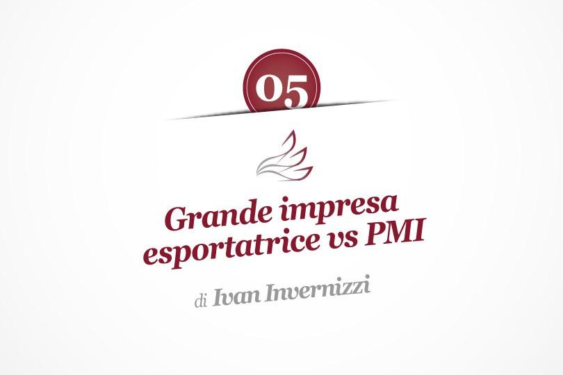 Grande impresa esportatrice vs PMI