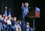 Testa a testa Sanders-Clinton. E il 99% spera