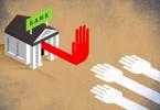 Banche: crollano le azioni, crolla il credito?