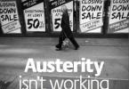La memoria contro l'austerità: accadde 5 anni fa