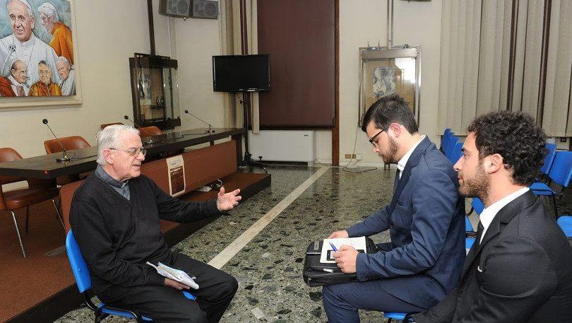 Intervista a Padre Lombardi: «La piena occupazione per una società giusta»