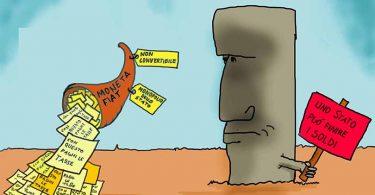 La moneta fiat: ciò che può uccidere il dio dell'austerità