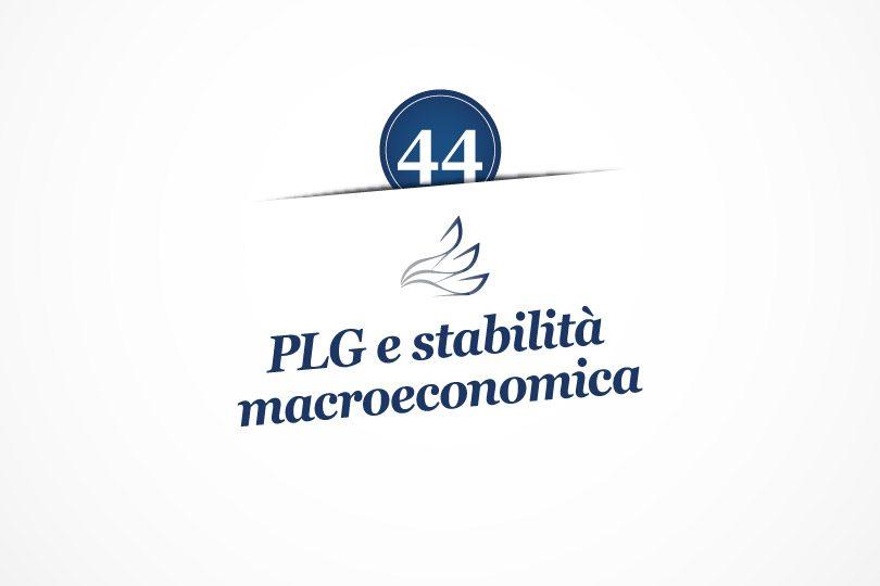 MMP Blog #44: Piano di Lavoro Garantito e stabilità macroeconomica