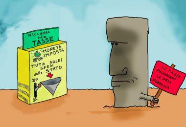 Le tasse: bisturi per l'economia o coltello in mano all'austerità
