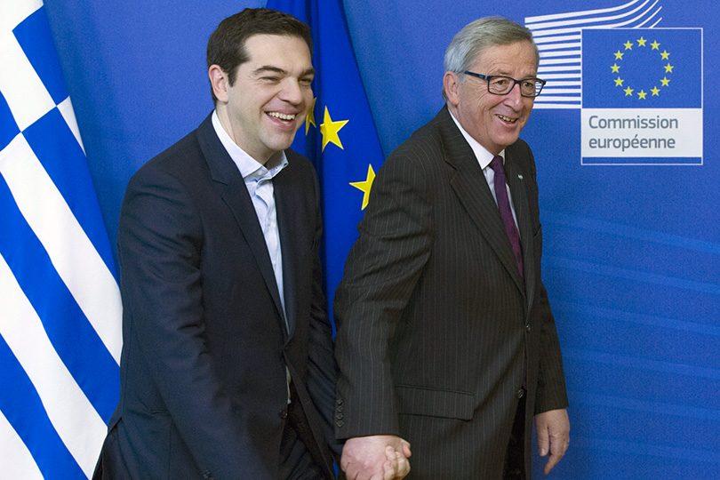 Tsipras procede con l'austerity senza tentennamenti