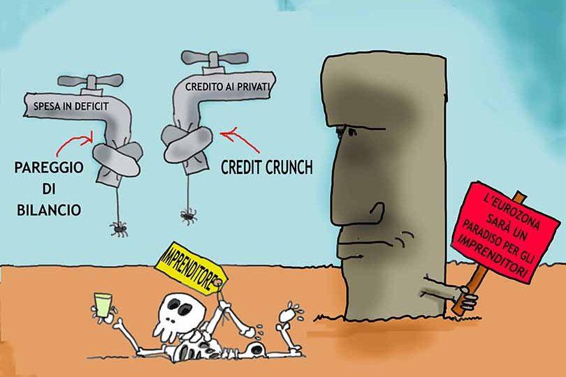 Eurozona: il paradiso può attendere, l'inferno NO!