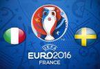 Italia-Svezia: quando il calcio si fa serio