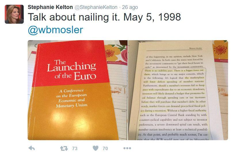 1998, quanti capirono ciò che stava per avvenire?