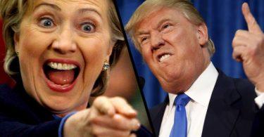 Clinton vs Trump: programmi e profili dei due candidati a confronto