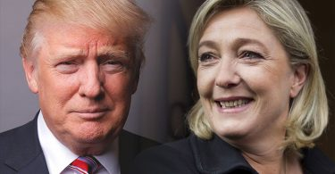 Parguez su Trump e Le Pen