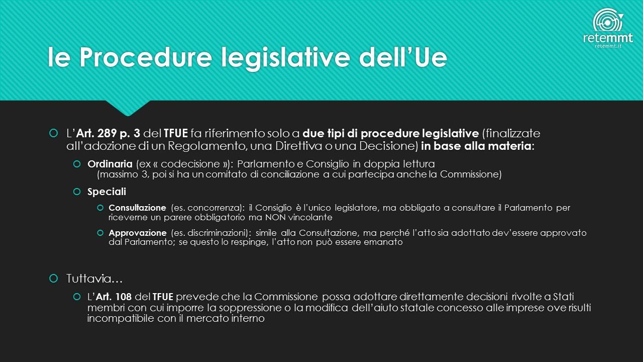 le-procedure-legislative-dellue