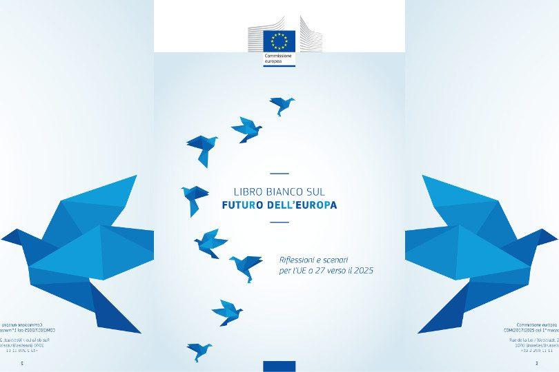 Il Libro Bianco di Juncker: cinque scenari che non promettono nulla di buono