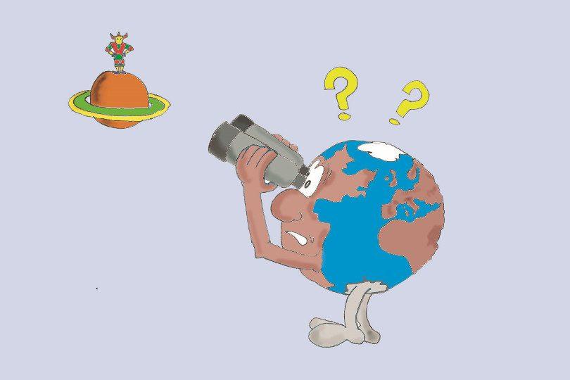 Il debito pubblico del mondo è il credito degli extraterrestri?