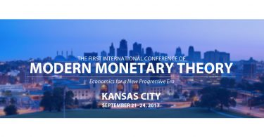 1° conferenza internazionale MMT a Kansas City: Rete MMT è presente