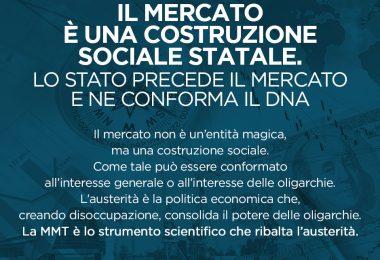 La Carta di Madrid: IL MERCATO È UNA COSTRUZIONE SOCIALE STATALE