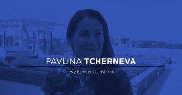 Summit MMT - Rete MMT intervista Pavlina Tcherneva