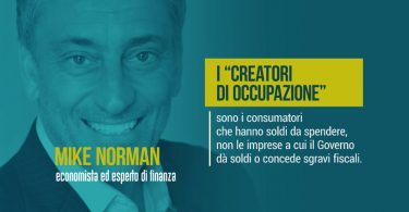 Mike Norman: i Creatori di Occupazione