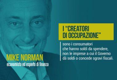 Mike Norman: i Creatori di Occupazione