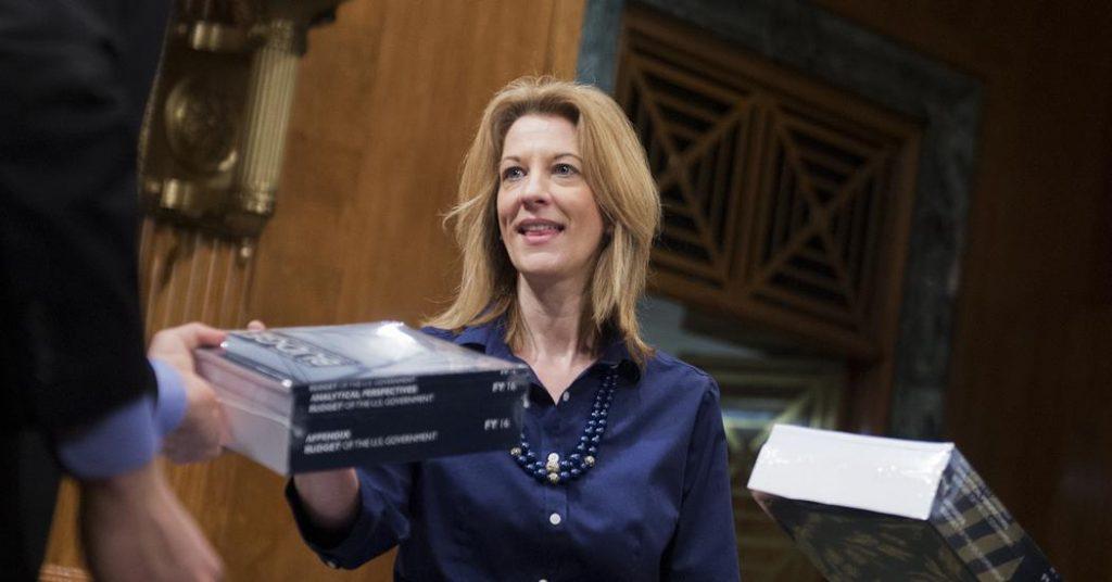 Stephanie Kelton nel 2015