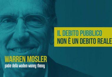 Il debito pubblico non è un debito reale