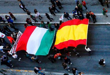 La Spagna sorpassa l'Italia. In una corsa all'indietro