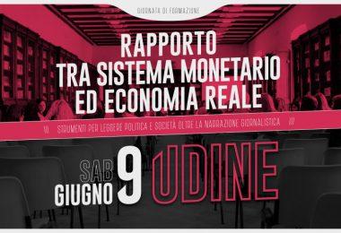 Giornata di formazione MMT: Udine sabato 9 maggio