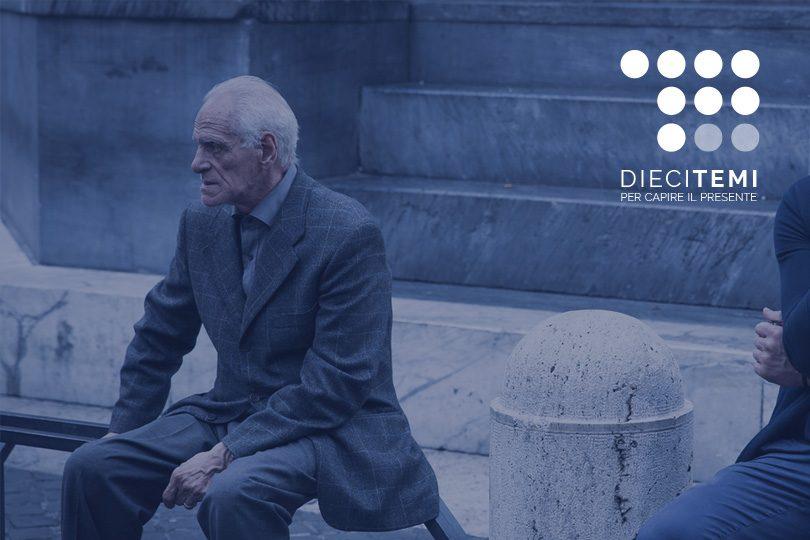 Eurozona: non è un Paese neanche per i vecchi