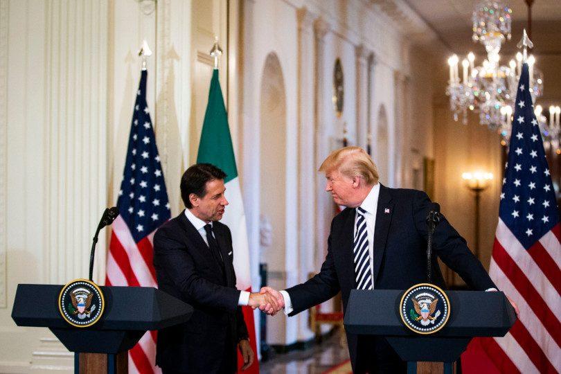 Il debito italiano, Trump, la Merkel e la geopolitica