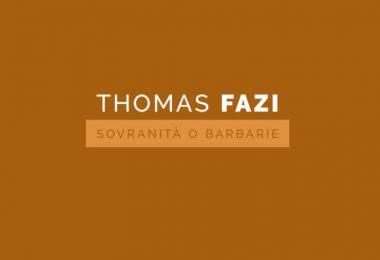 Sovranità o Barbarie? Intervista a Thomas Fazi