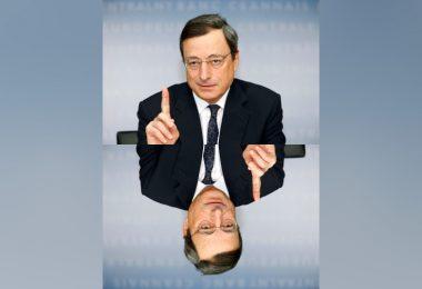 Draghi, quando la narrazione si fa esplicita