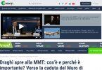Draghi apre alla MMT: cos'è e perché è importante? Verso la caduta del Muro di Francoforte
