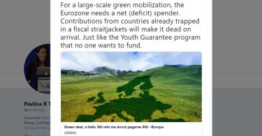 Green Deal europeo: sempre in direzione opposta a ciò che serve
