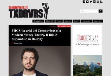 PIIGS: la crisi del Coronavirus e la Modern Money Theory. Il film è disponibile su RaiPlay