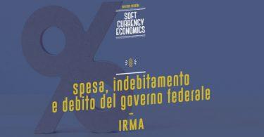 Spesa, indebitamento e debito del Governo federale - L'IRMA