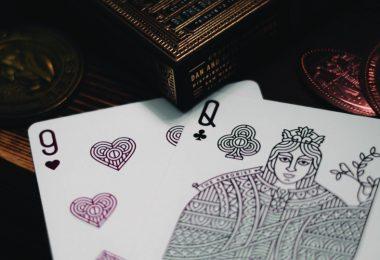 La ripresa non si fa con il gioco delle tre carte